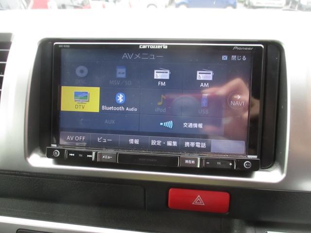 ロングスーパーGL 両側電動スライドドア ナビ フルセグ CD DVD Bluetoothオーディオ バックカメラ LEDヘッドライト フォグランプ オートライト ETC(10枚目)
