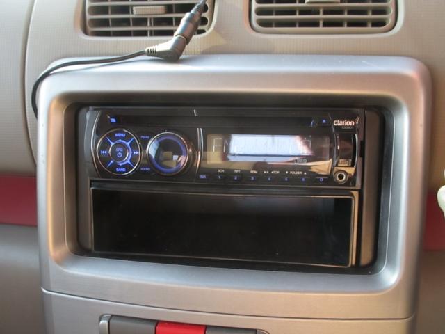 X ポータブルナビ TV CD ETC オートエアコン ウィンカーミラー スマートキー メインキー ベンチシート(15枚目)