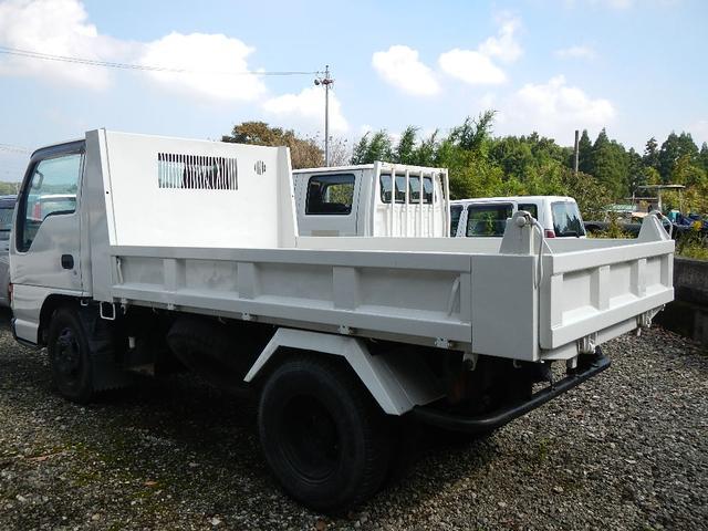 日産 アトラストラック ダンプ 2t高床 5速ミッション