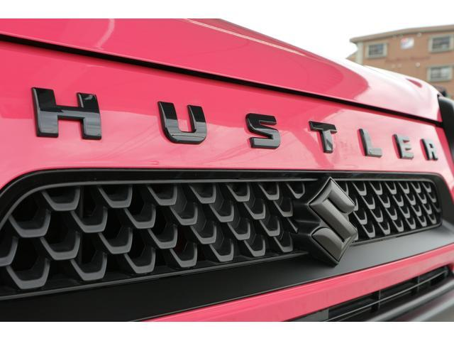 スズキ ハスラー X AG FACTORYオリジナルカスタム HIDライト