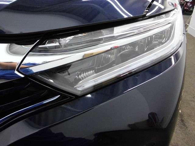 ホンダ シャトル ハイブリッドX 試乗車 禁煙車 メモリーナビ LED