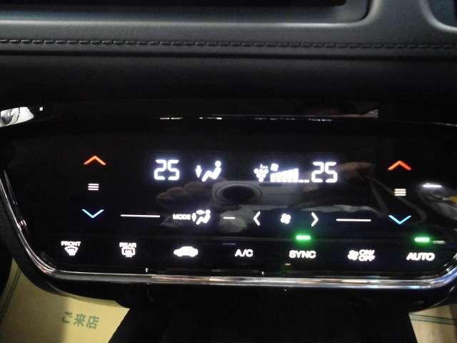 ホンダ ヴェゼル HV X・ホンダセンシングブリリアントスタイルED 試乗車 禁煙