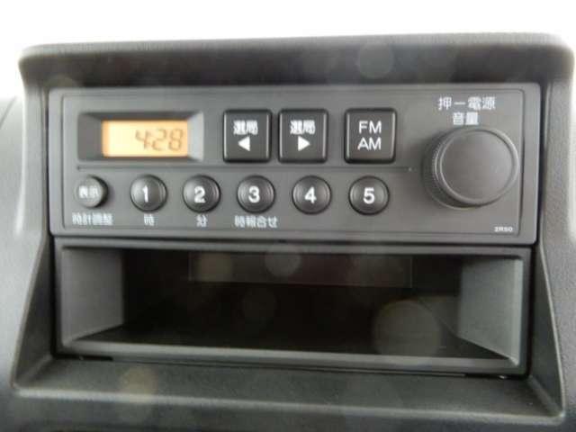 SDX 試乗車 禁煙車 AM FMラジオ(11枚目)