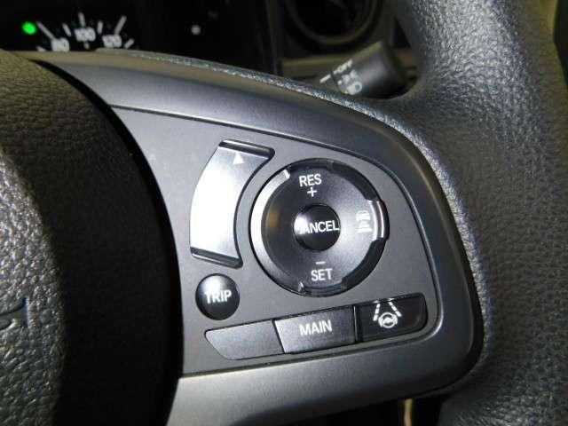 先進の安全運転支援システムを装備!【ホンダセンシング】