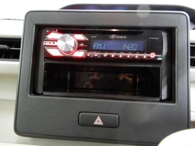 660 ハイブリッド FX セーフティパッケージ装着車 CD(12枚目)
