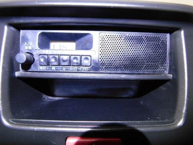 AM FMラジオ エアコン パワステ 運転席・助手席エアバック(12枚目)