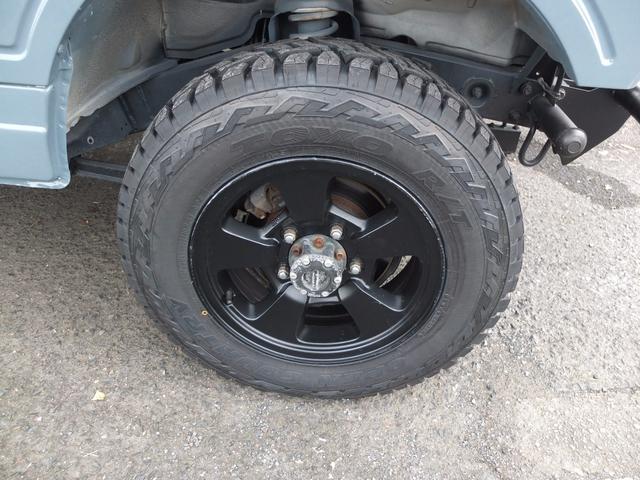 スズキ ジムニー 全塗装 新品タイヤ