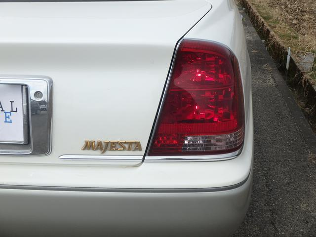 トヨタ クラウンマジェスタ 3.0Cタイプ ストラーダHDDナビ 19インチAW HID