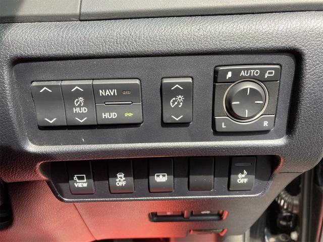 HS250h バージョンI OP18inアルミ 純正フルエアロ トランクスポイラー レザーエアシート シートヒーター ナビTV バックカメラ フロントカメラ DVD Bluetooth レーダークルーズコントロール オートLED(35枚目)