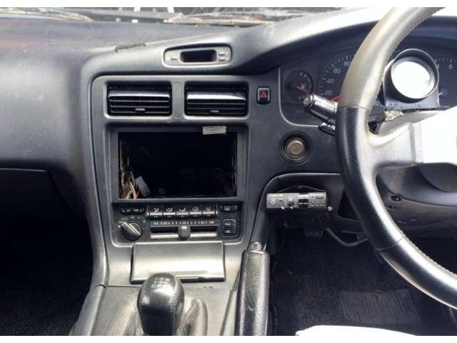 トヨタ MR2 GT-S 車高調ロールバー 社外アルミ