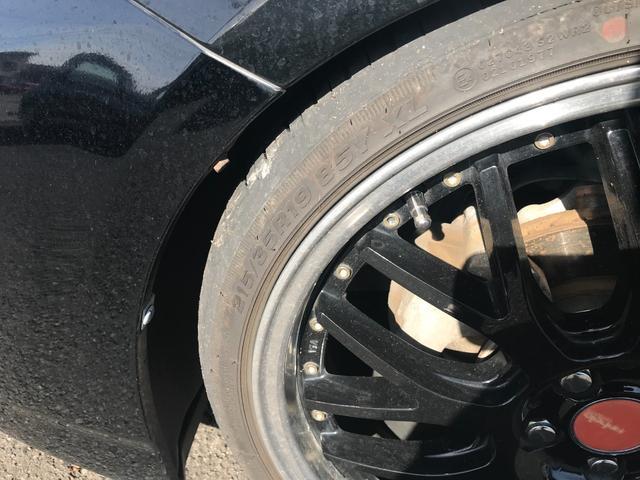 S 車高調 社外アルミホイール ルームミラー一体型ドライブレコーダー HDDナビ バックモニター 車検令和4年4月 エンジンプッシュスタート スマートキー オートライト(8枚目)