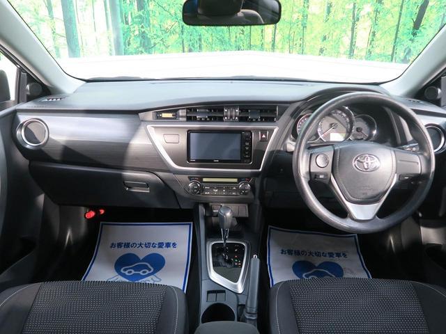トヨタ オーリス 150X 社外ナビフルセグTV バックカメラ