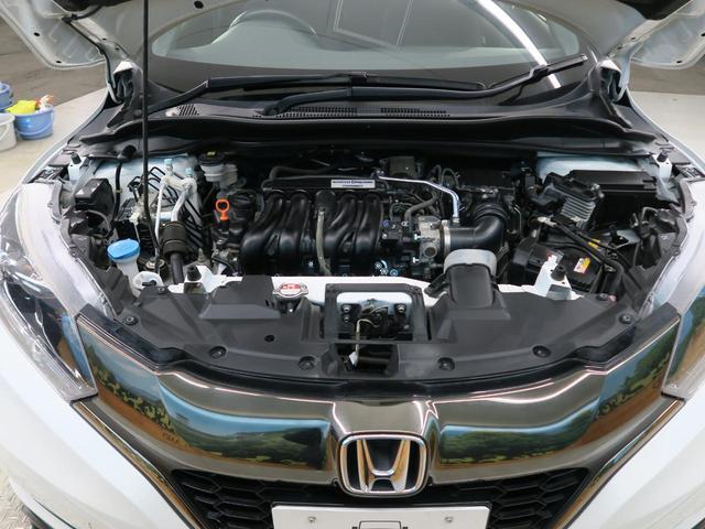 RS・ホンダセンシング 走行33300km 車検令和3年 純正ナビ 純正18インチAW LEDヘッド アダプティブクルーズコントロール コンフォートビューパッケージ シートヒーター ウルトラスエードコンビシート(19枚目)