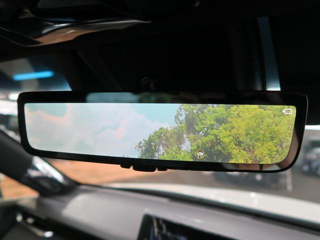 【デジタルインナーミラー】車両後方のカメラをインナーミラーに映すことで荷物や人がいても後方確認がラクラクです♪