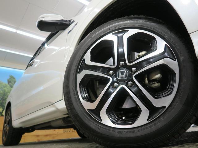 ハイブリッドZ シティブレーキシステム ハーフレザーシート LEDヘッド 純正SDナビ シートヒーター クルーズコントロール 純正17インチAW デュアルオートエアコン 禁煙車 スマートキー オートライト(12枚目)