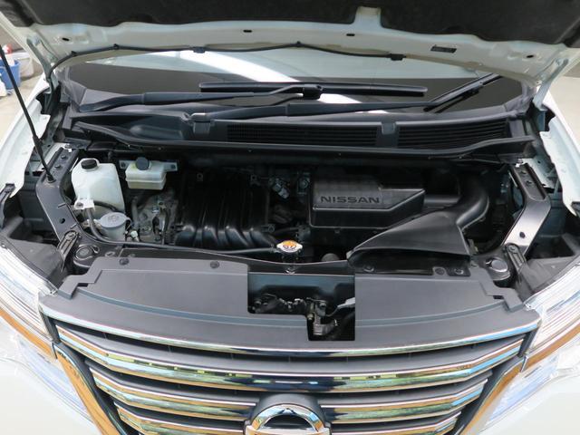 ハイウェイスター Vセレクション+セーフティ SHV エマージェンシーブレーキ フリップダウンモニター 両側パワースライドドア アラウンドビューモニター 純正16インチアルミホイール LEDヘッドライト 純正革巻きステアリング リアオートエアコン(69枚目)