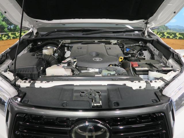 Z ブラックラリーエディション 純正7型ナビ バックカメラ TRDスポーツバー クルーズコントロール LEDヘッド セーフティーセンス 専用18インチAW  フロントフォグ 特別仕様車 禁煙 フルセグTV ETC ディーゼル(54枚目)