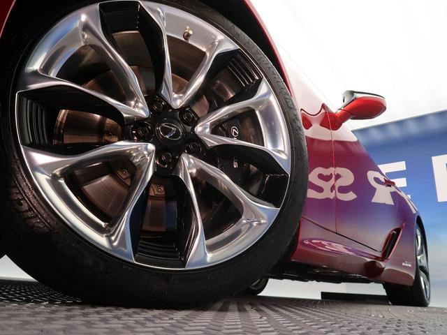 LC500h Sパッケージ 禁煙車 1オーナー OPカラー(20枚目)