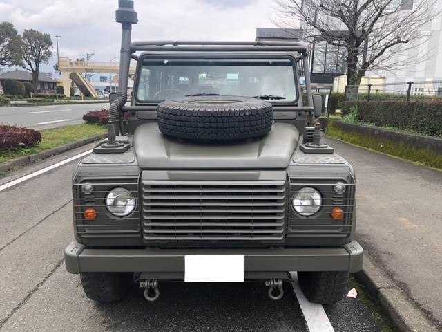 「ランドローバー」「ディフェンダー」「SUV・クロカン」「熊本県」の中古車2