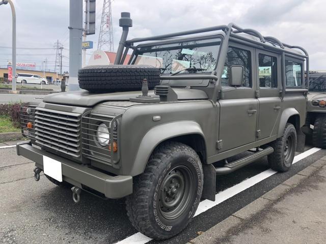 「ランドローバー」「ディフェンダー」「SUV・クロカン」「熊本県」の中古車4