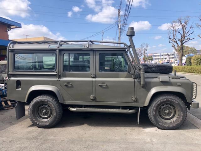 「ランドローバー」「ディフェンダー」「SUV・クロカン」「熊本県」の中古車6