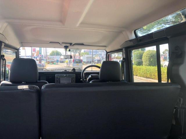 「ランドローバー」「ディフェンダー」「SUV・クロカン」「熊本県」の中古車11