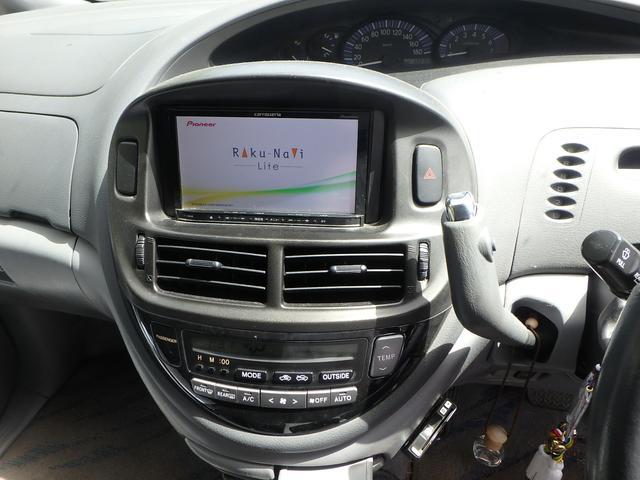 トヨタ エスティマL フルセグTV ナビ バックカメラ ETC SDナビ