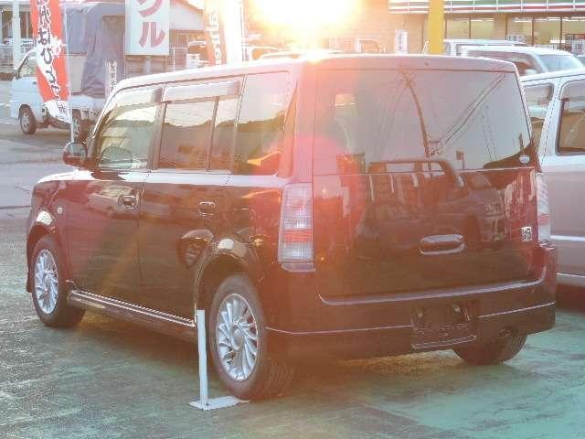 トヨタ bB Z Xバージョン ナビ TV アルミホイール