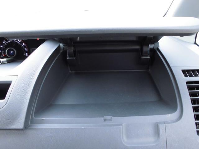 運転席側 収納BOX