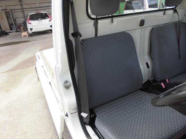 内装 運転席側