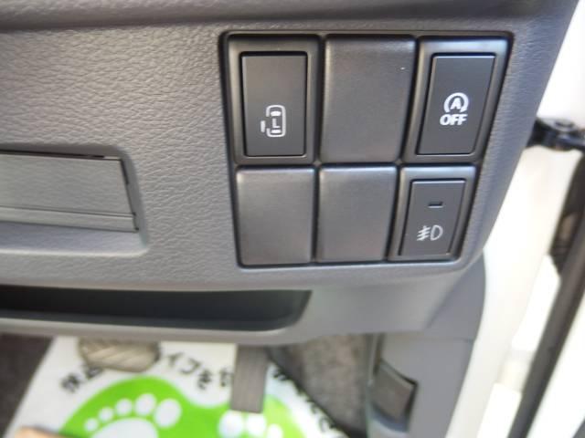 スズキ スペーシアカスタム GS 届出済未使用車 左側パワースライドドア