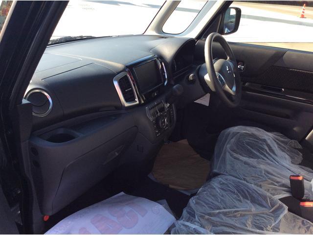 スズキ スペーシアカスタム GS 届出済未使用車 HIDライト アイドリングストップ