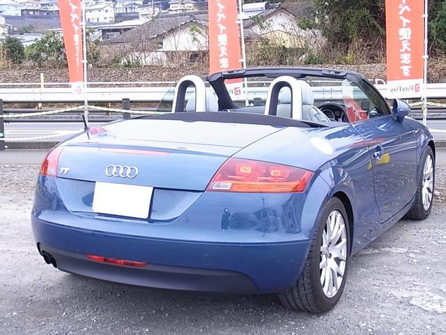 「アウディ」「アウディ TTロードスター」「オープンカー」「宮崎県」の中古車32