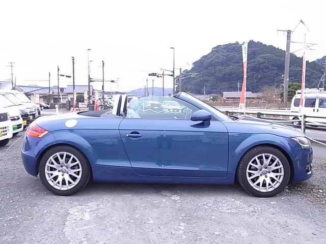 「アウディ」「アウディ TTロードスター」「オープンカー」「宮崎県」の中古車33