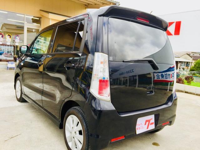 スズキ ワゴンRスティングレー ・グー鑑定車・純正アルミ・電動式ミラー・キーレス