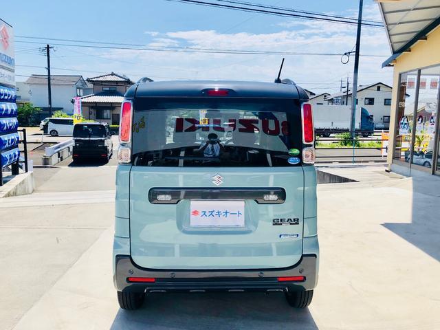 「スズキ」「スペーシアギア」「コンパクトカー」「宮崎県」の中古車10