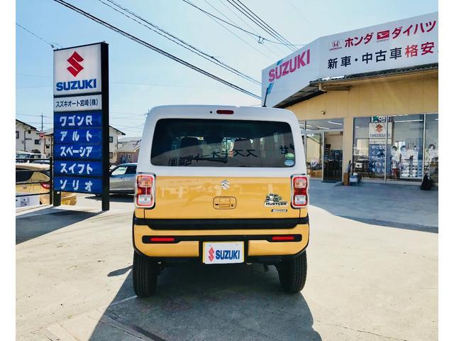 「スズキ」「ハスラー」「コンパクトカー」「宮崎県」の中古車12