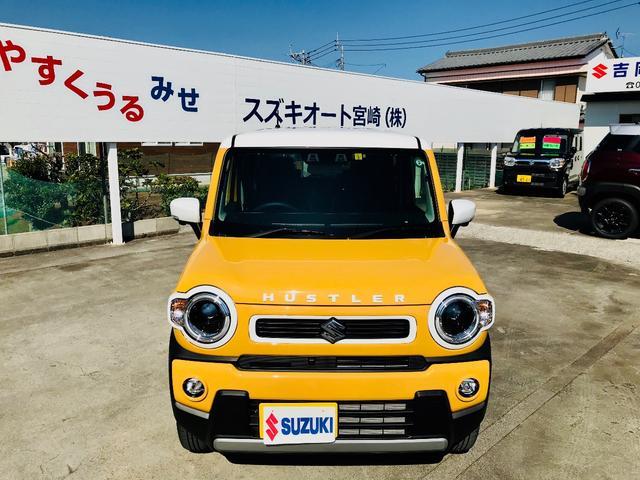 「スズキ」「ハスラー」「コンパクトカー」「宮崎県」の中古車14