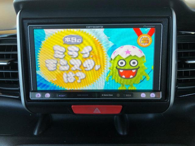 G・ターボパッケージ ターボ車 SDナビ 地デジTV バックカメラ Goo鑑定車 両側電動スライドドア ETC Bluetooth 15インチアルミ 新品タイヤ4本 HIDヘッドライト スマートキー アイドリングストップ(6枚目)