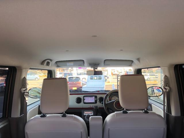 X SDナビ TV バックカメラ Bluetooth 新品タイヤ4本 純正アルミ HIDライト 禁煙車 スマートキー アイドリングストップ ベンチシート フルフラット Goo鑑定車(20枚目)