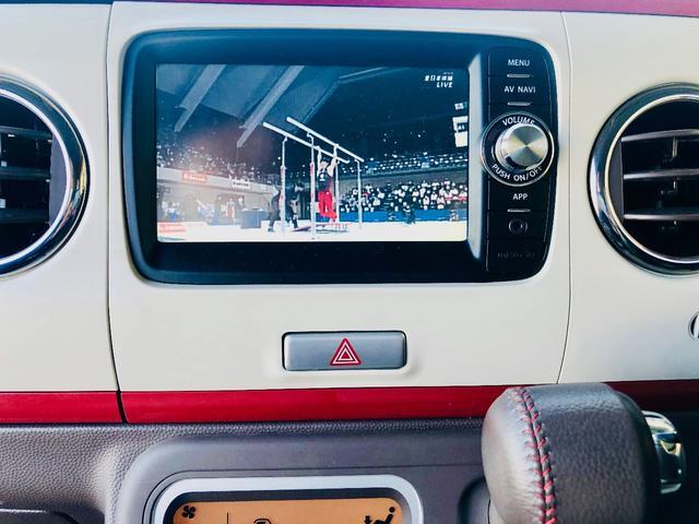 X SDナビ TV バックカメラ Bluetooth 新品タイヤ4本 純正アルミ HIDライト 禁煙車 スマートキー アイドリングストップ ベンチシート フルフラット Goo鑑定車(23枚目)