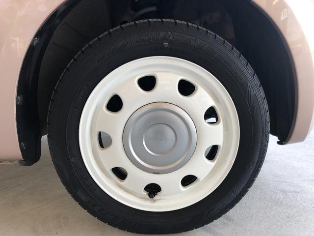 X SDナビ TV バックカメラ Bluetooth 新品タイヤ4本 純正アルミ HIDライト 禁煙車 スマートキー アイドリングストップ ベンチシート フルフラット Goo鑑定車(30枚目)