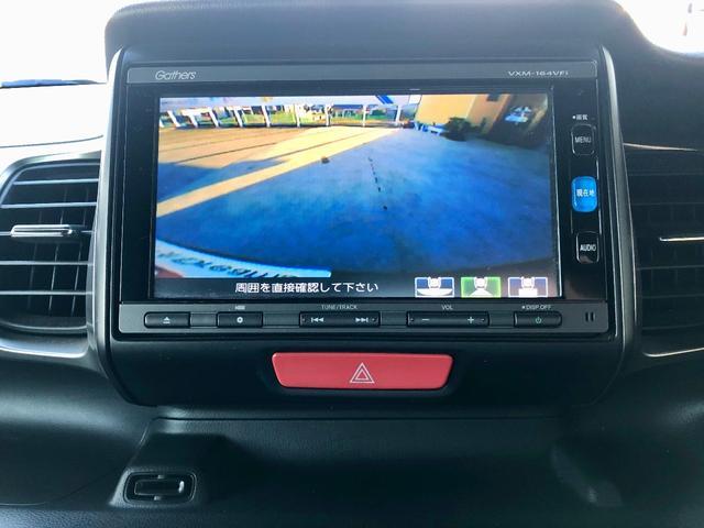 G・ターボLパッケージ SDナビ 地デジTV バックカメラ Bluetooth 衝突軽減ブレーキ ETC クルーズコントロール HIDヘッドライト 新品アルミ プッシュスタート 電子パーキング 記録簿 取説 Goo鑑定車(5枚目)