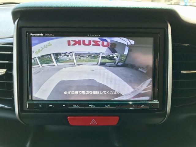 G・ターボパッケージ ワンオーナー ターボ車 新品SDナビ 地デジTV バックカメラ Bluetooth ドラレコ前後 両側電動スライド ETC オートクルーズ 純正エアロ 15インチアルミ HIDライト スマートキー(5枚目)