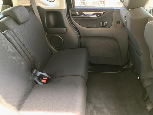 G・ターボパッケージ ワンオーナー ターボ車 新品SDナビ 地デジTV バックカメラ Bluetooth ドラレコ前後 両側電動スライド ETC オートクルーズ 純正エアロ 15インチアルミ HIDライト スマートキー(24枚目)