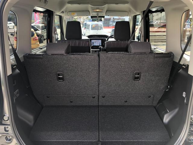 ハイブリッドMZ 登録済未使用車 10km 衝突軽減ブレーキ レーンアシスト 9インチナビ 地デジTV 全方位カメラ Bluetooth 両側電動スライドドア LEDヘッドライト フォグランプ 5人乗り 記録簿 取説(18枚目)