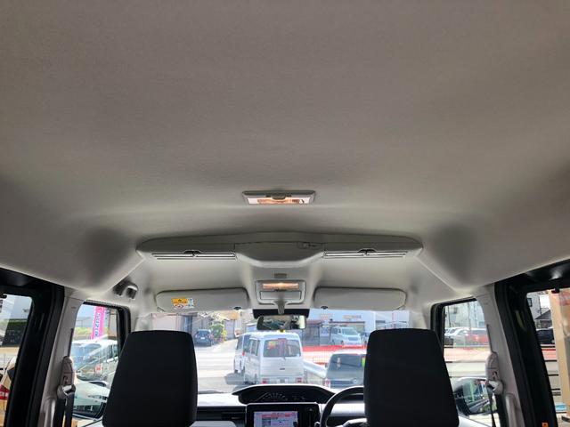 ハイブリッドMZ 登録済未使用車 10km 衝突軽減ブレーキ レーンアシスト 9インチナビ 地デジTV 全方位カメラ Bluetooth 両側電動スライドドア LEDヘッドライト フォグランプ 5人乗り 記録簿 取説(20枚目)