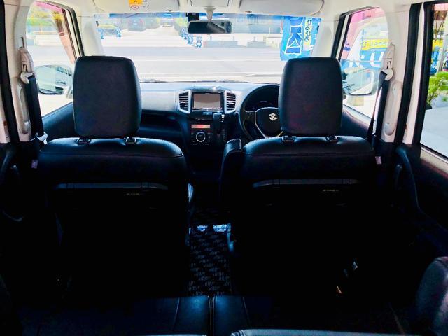 ブラック&ホワイトII-DJE ナビTV バックカメラ Bluetooth ドラレコ 両側電動スライドドア 純正アルミ 5人乗り HIDヘッドライト フォグランプ ハーフレザーシート 2年車検整備付 シートヒーター フルフラット(20枚目)