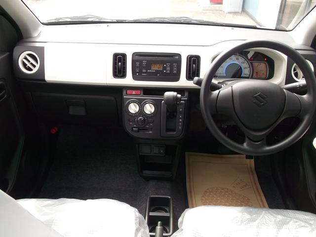 スズキ アルト L CD キーレス エアバック ABS 禁煙車 保証書