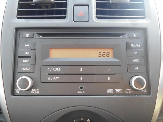 日産 マーチ S CD キーレス 禁煙車 保証書